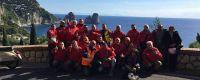 Vespa Club Maddaloni, dopo le varie tappe in Molise è la volta di un 'tuffo nel mare'