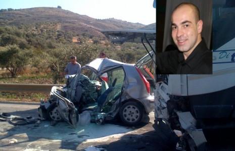 Accadde oggi 5 11 2013 incidente mortale sulla fondovalle del tappino 29enne perde la vita - Incidente giardini naxos oggi ...