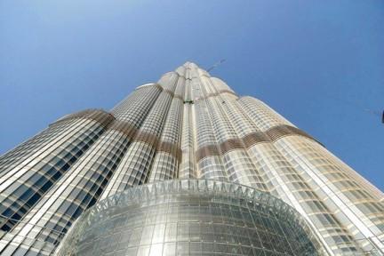 Accadde oggi il 4 1 2010 viene inaugurato il grattacielo for Grattacielo piu alto del mondo