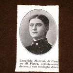 Il 22 febbraio 1894 a Campodipietra (CB) nasce Leopoldo Montini, sottotenente di fanteria, medaglia d'oro […]