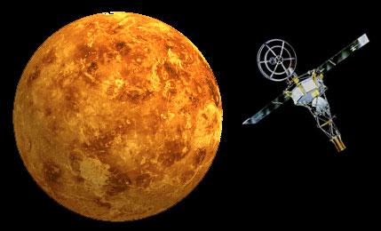 Mariner 4 spacecraft