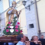 La comunità di Sant'Angelo Limosano festeggia il patrono San Celestino V. Come tradizione, l'effige raffigurante […]