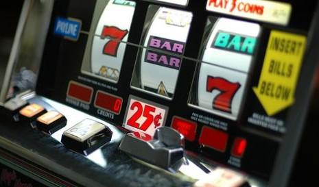 Vizio del gioco slot machine