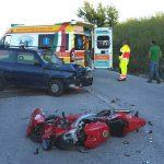 Ore 19.45 – Un incidente stradale tra una moto Cagiva e una Fiat Panda, si […]