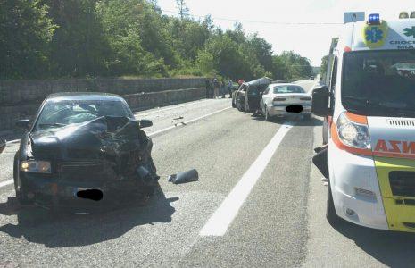 Share: Ore 11.30 – È di due feriti il bilancio di un incidente stradale che […]
