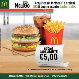 Mc & Go originale campobasso 2