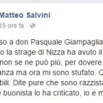 Le dichiarazioni contro gli islamici fatte ieri dal parroco di Forlì del Sannio don Pasquale […]