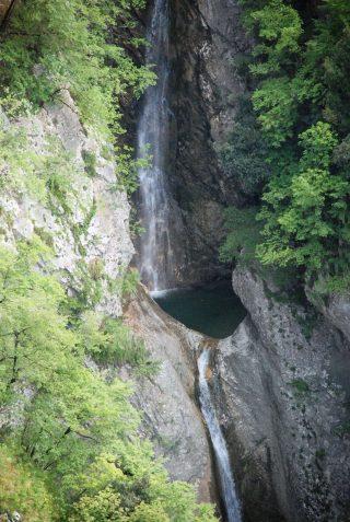 cascata san nicola guardiaregia 2