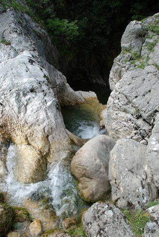 cascata san nicola guardiaregia
