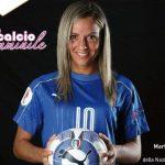 Martina Rosucci, centrocampista della Nazionale italiana di calcio femminile, è stata scelta come testimonial, dal Settore Giovanile e Scolastico della Figc, per rappresentare simbolicamente un […]