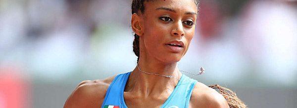 La finalista olimpionica Maria Benedicta Chigbolu in Molise per inaugurare 'I cammini dell'acqua'