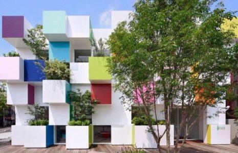Architettura tanti modi ultramoderni di abitare dentro la for Architettura giapponese