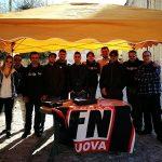 """""""Ieri i militanti molisani di Forza Nuova hanno tenuto il loro primo gazebo informativo a […]"""