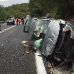 Un carabiniere è stato investito da un'auto, rimanendo ferito, durante i rilievi disposti a seguito […]