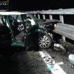 Ore 18.15. Un violento incidente si è verificato poco fa sulla Statale 'Trignina', all'altezza del […]