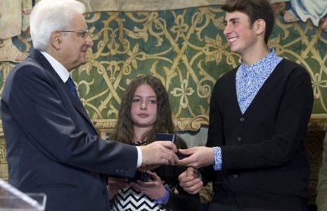 Share: A 12 anni Sonia Picanza di San Giuliano di Puglia ha ricevuto il riconoscimento […]