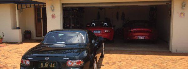Raduno Spider&Cabrio, l'evento nato in Molise spopola in Australia