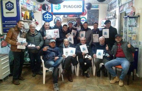 Share: Dopo il pranzo sociale dello scorso 11 dicembre, i soci del Vespa Club Maddaloni […]