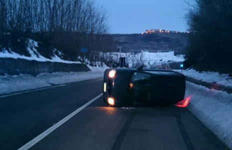 Share: Ore 8.00 – La strada ghiacciata e una guida non attenta sarebbero le cause […]