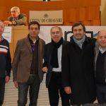 La cittadina ligure di Chiavari ha ospitato, lunedì e martedì, il 45° Congresso nazionale dell'Ussi (Unione stampa sportiva italiana) nel quale Luigi Ferraiolo è stato […]