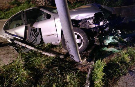 Share: Ore 21,00 – Un grave incidente è avvenuto poco fa, un'autovettura per cause ancora […]