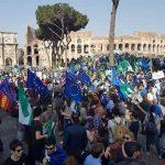 Sabato 25 marzo Roma è diventata la capitale d'Europa. Oltre 10.000 persone hanno partecipato alla […]