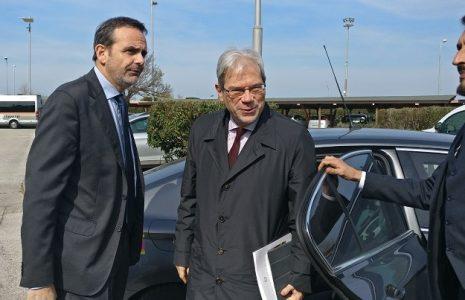 Share: Il Ministro per la Coesione Territoriale e il Mezzogiorno Claudio De Vincenti è tornato […]