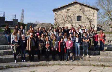 """Share: Concluse le attività del progetto Erasmus+ """"Water is Life. Let's preserve it"""" promosse dall'IISS […]"""